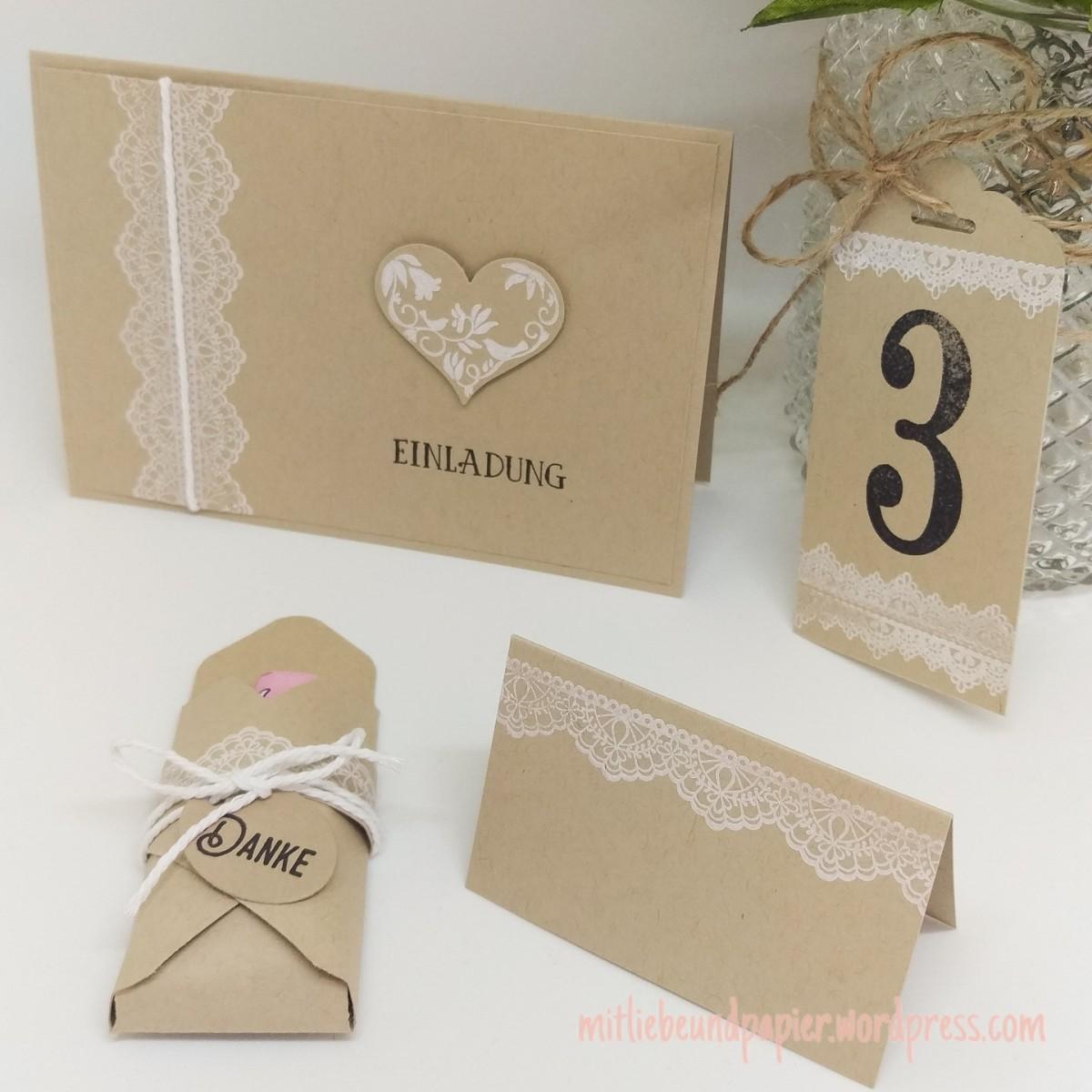 Vintage Hochzeit Nr 2 Stampin Up In Berlin Mit Liebe Und Papier