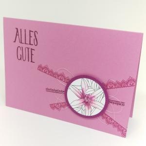 Stampin' Up Delicate Details Mischstifte Sale A Bration 4 mitliebeundpapier.wordpress.com