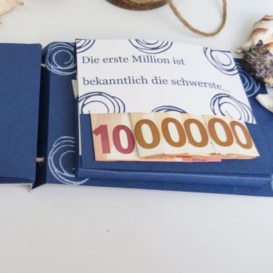 Geldgeschenk Als Album Zur Jugendweihe Mit Liebe Und Papier