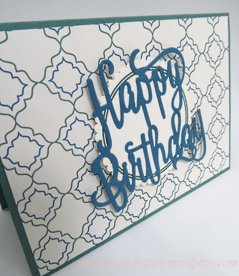 Stampin' Up Berlin Thinlits Happy Birthday Orientpalast 3 mitliebeundpapier.wordpress