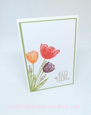 Stampin' Up Berlin Karte Geburtstag Tranquil Tulips 3 mitliebeundpapier.wordpress.com