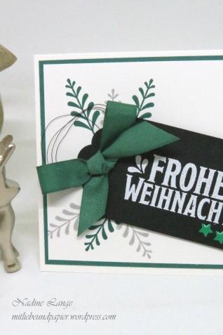 Stampin' Up! Berlin Unterm Mistelzweig DIY Weihnachtskarte 4 mitliebeundpapier.wordpress.com