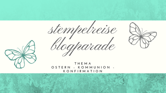 Banner Stempelreise Blogparade Ostern