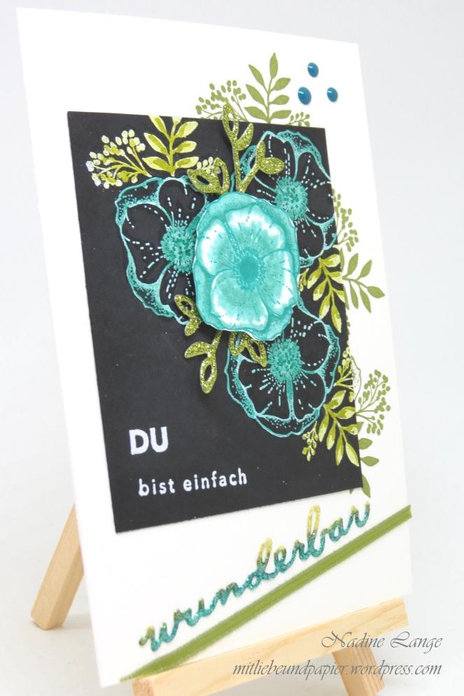 Stampin' Up! Berlin Einfach Wunderbar Karte selbstgemacht Blumen 2 mitliebeundpapier.wordpress.com