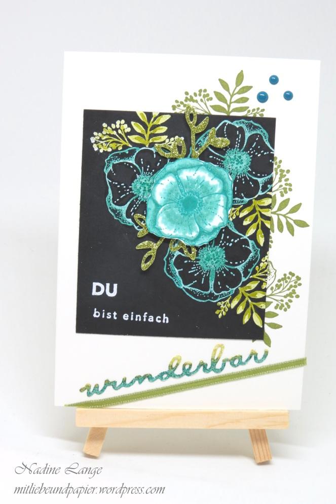 Stampin' Up! Berlin Einfach Wunderbar Karte selbstgemacht Blumen 3 mitliebeundpapier.wordpress.com