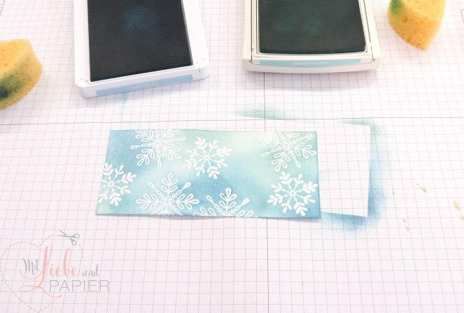Stampin' Up! Berlin Anleitung Bokehdot Technik Winterwunder Weihnachtskarte basteln 2 mitliebeundpapier.wordpress.com