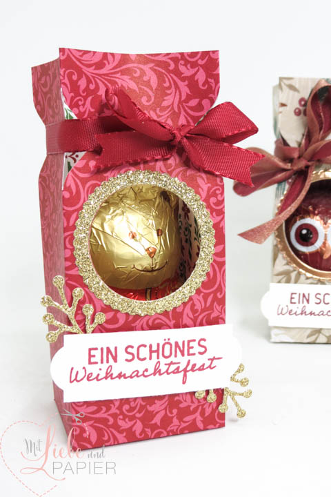 Stampin' Up! Berlin Anleitung Lindt Verpackung Envelope Punchboard Süße Adventsgrüße Elegante Weihnachten 2 mitliebeundpapier.wordpress.com