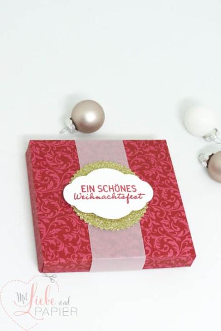 Stampin' Up! Berlin Anleitung Ritter Sport Verpackung Schokolade Elegante Weihnachten Süße Adventsgrüße 3 mitliebeundpapier.wordpress.