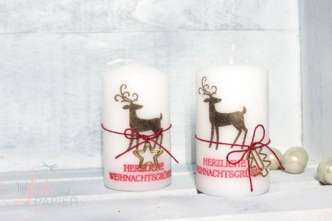 Stampin' Up! Berlin Anleitung Kerze bestempeln Weihnachtshirsch Workshop Weihnachtsgeschenk basteln 2 mitliebeundpapier.wordpress.com