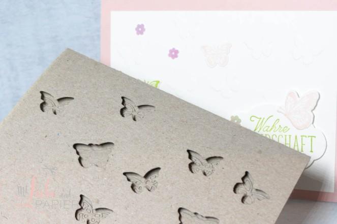 Stampin' Up! Berlin Voller Schönheit Schmetterlinge Prägeform selber basteln herstellen 5 mitliebeundpapier.wordpress.com