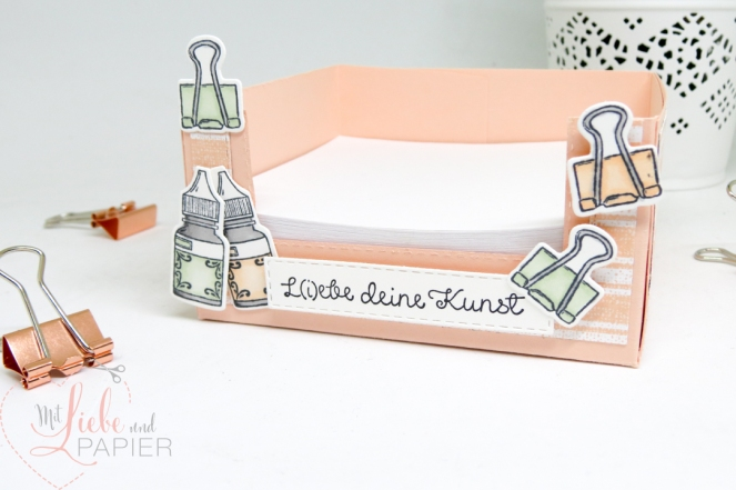 Stampin' Up! Berlin Liebe deine Kunst Zettelbox basteln Kreativität verbindet 1 mitliebeundpapier.wordpress.com