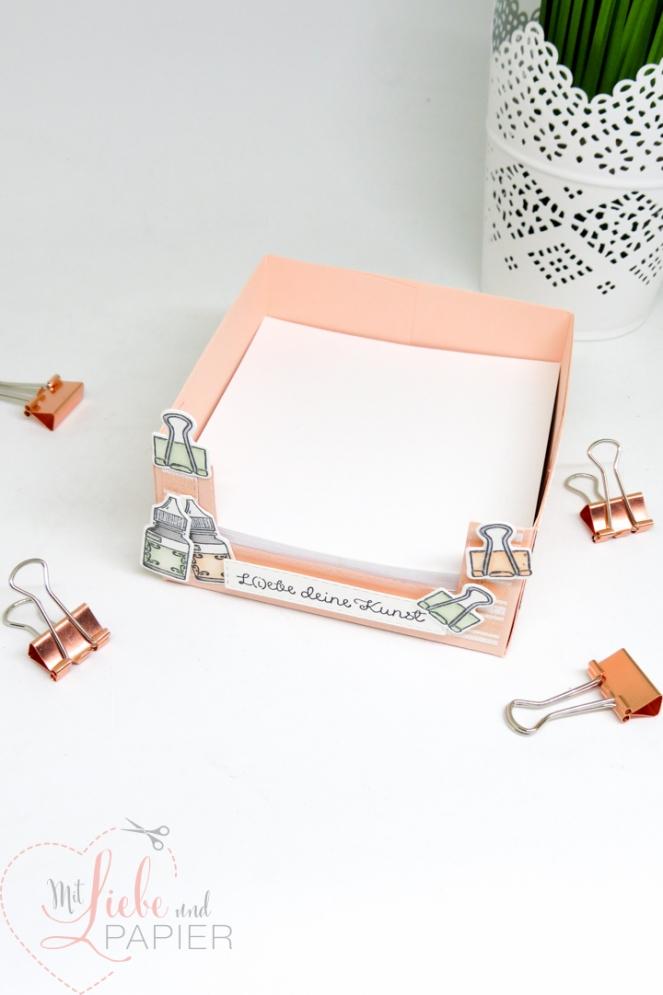 Stampin' Up! Berlin Liebe deine Kunst Zettelbox basteln Kreativität verbindet 4 mitliebeundpapier.wordpress.com